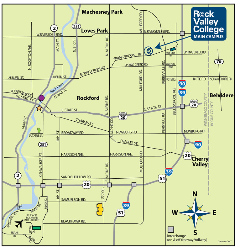 Rvc Campus Map.Maps