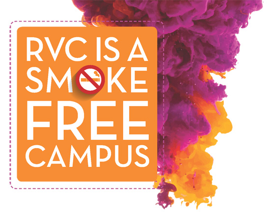 RVC is a Smoke Free Campus