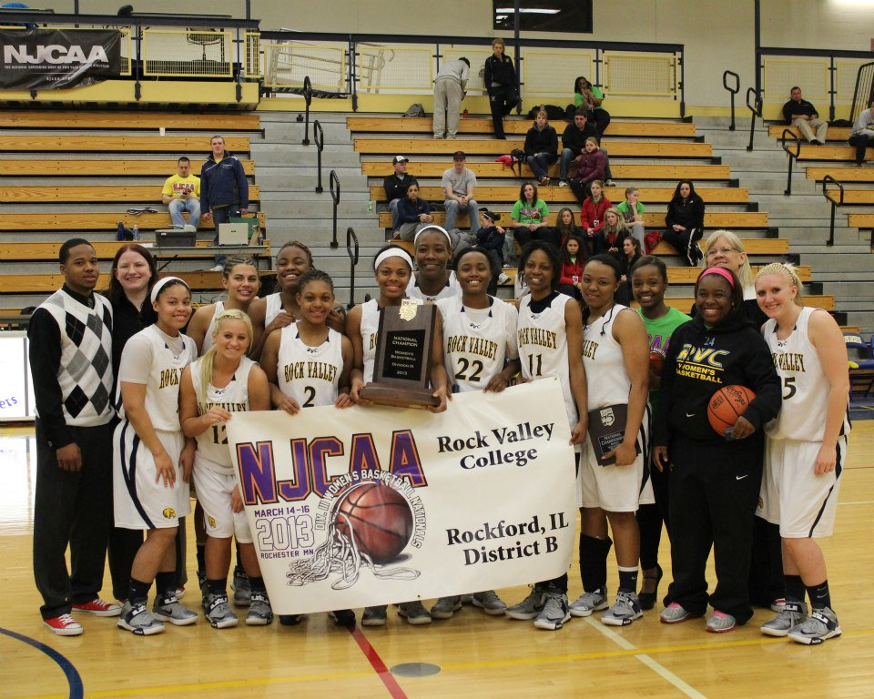 2013 Womens Basketball National Champions