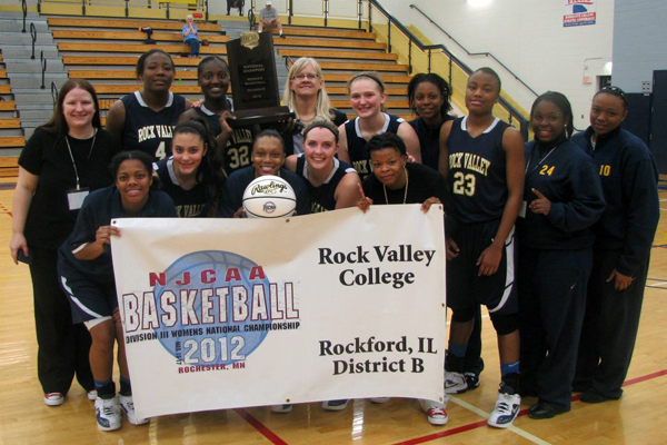 2012 WBB National Champions