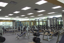 PEC Weight Room