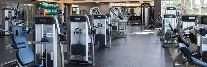 Community members now have the chance to use the Fitness Lab as well! Gain access to Rock Valley College's Cybex Showcase facility in the Physical Education Center on the main campus. Exercise on your own schedule using the RVC Fitness Lab & Indoor track