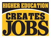 Higher Education Creates Jobs