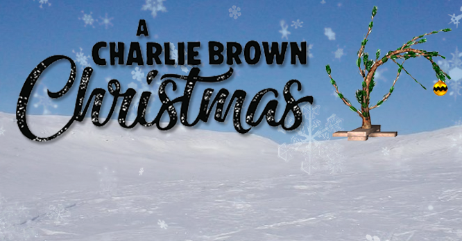A Charlie Brown Christmas! Winter 2018