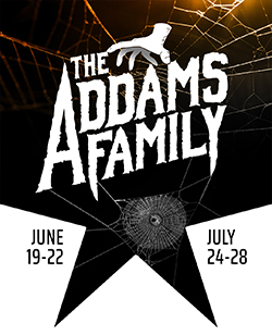 The Addams Family at Starlight Theatre