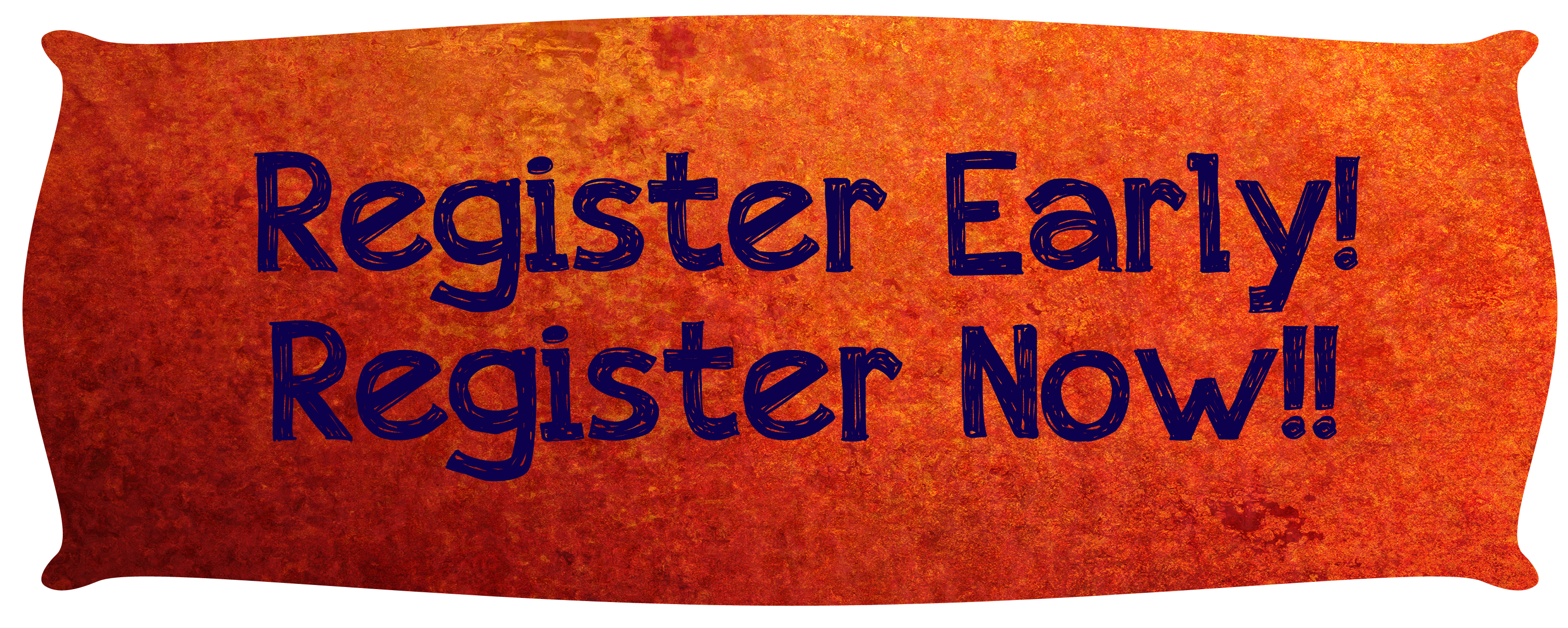 Fall Register Now