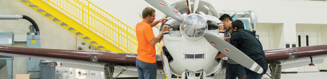 Aviation Maintenance Technology at Rock Valley College