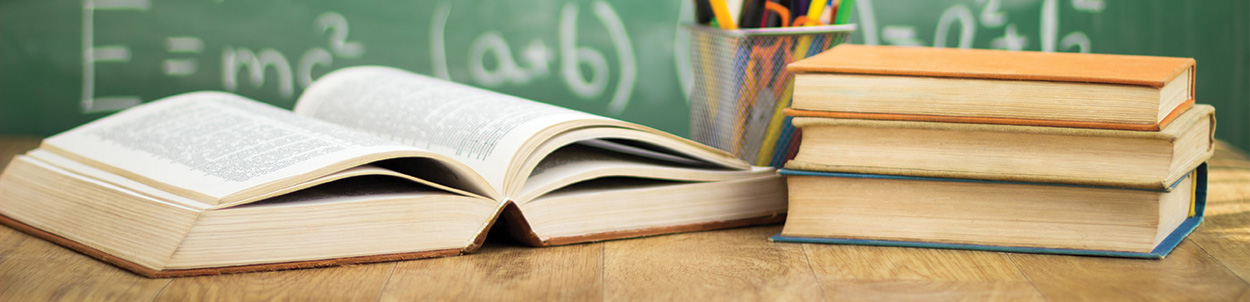 Education Header Banner