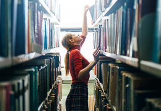 RVC students, faculty, and staff can now request items from 90 other academic libraries in Illinois, directly from the library catalog.