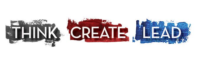 Think Create Lead Feat Banner
