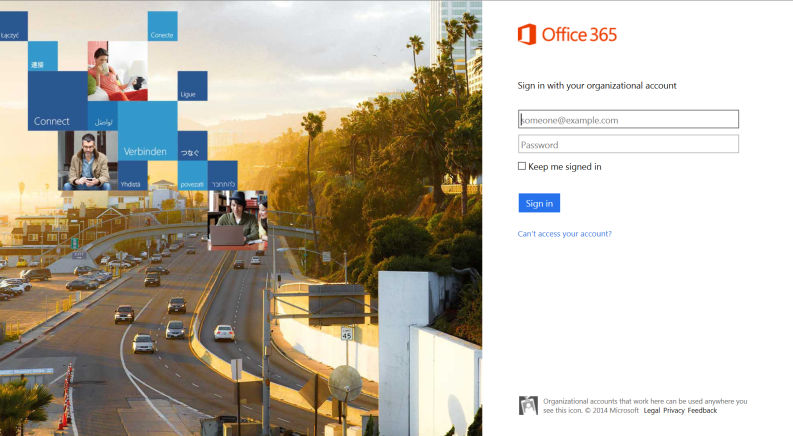 Exceptional Office 365 Portal