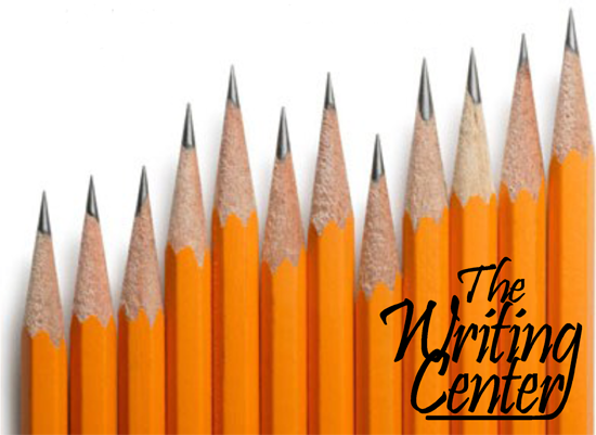 the writing center Writing center our mission is to foster confidence, growth, and self-sufficiency in the writer since we desire to see advancement in the writer's.