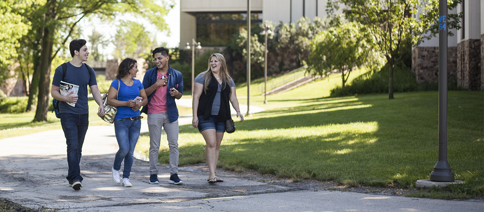 We would love to have you come out for a tour of our beautiful campus and facilities! Contact our admissions office for a tour or attend one of our Explore RVC events. Can't make it to campus? Try our virtual tour!