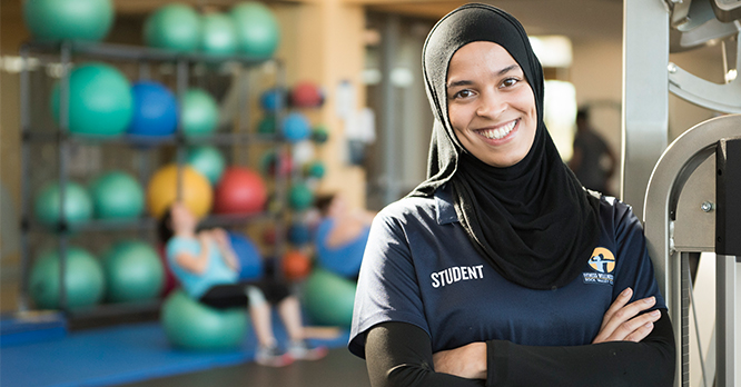 The FWS certificates provide students with the educational and practical experiences needed to prepare for certification as qualified personal trainers or athletic coaches.