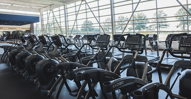 Fitness Lab Workout Machines