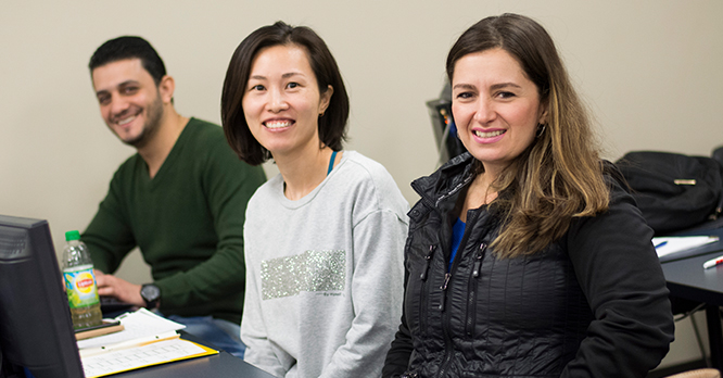 Rock Valley College Intensive English Program Students