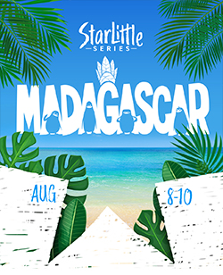 Madagascar Starlight Summer Starlittle Series