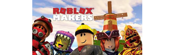 ROBLOX Makers Whiz Kids Class