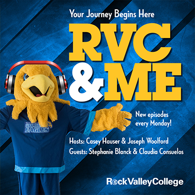 RVC & Me Podcast Logo
